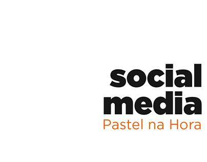 Social Media: Pastel na Hora