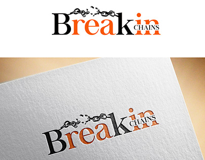 Logo Design for Breakin Chains