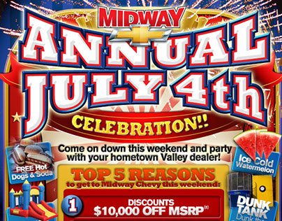 July 4th Event