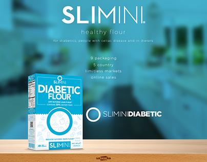 Slimini Packaging Design