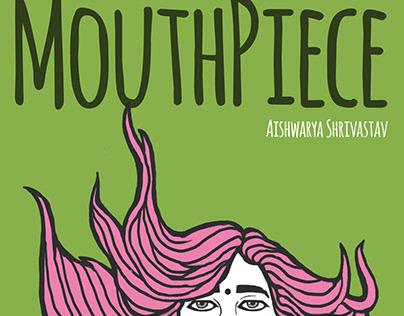 Book Cover Design- MOUTHPIECE