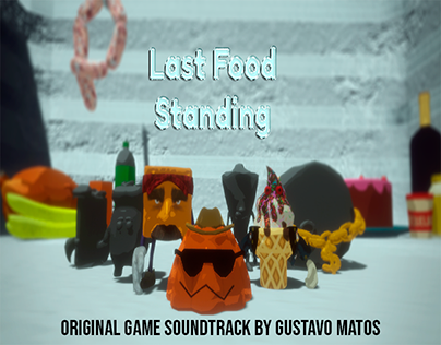 Last Food Standing Original Game Soundtrack