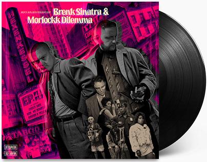 Brenk Sinatra & Morlockk Dilemma – Hexenkessel EP