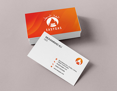 EasyGas - Visiting Card