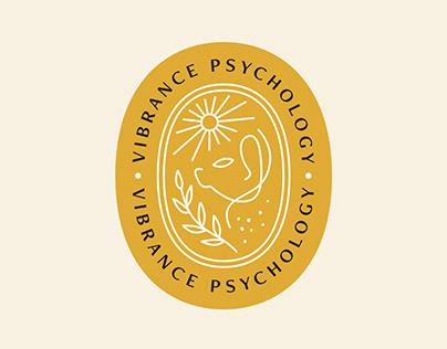 Vibrance Psychology Branding