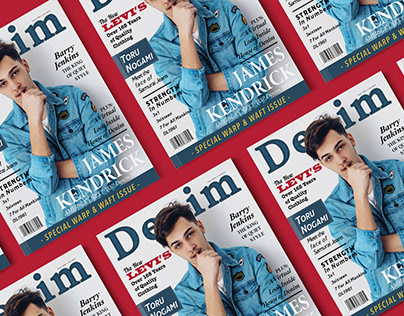 Denim Magazine