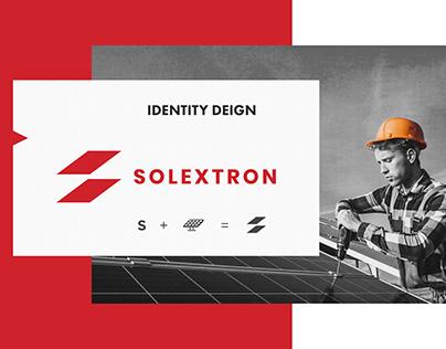 Solextron   Identity Design   Case Study