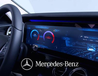Automotive design - Infotainment user interface