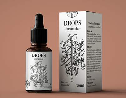DROPS | Sleep drops