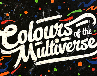 Colours Of The Multiverse