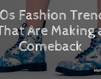 '90s Fashion Trends That Are Making a Comeback