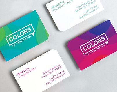 Colors: Art + Music Festival