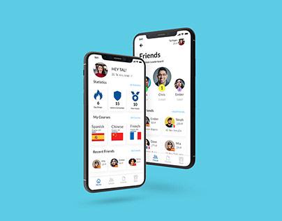 Learning Together Application Design UX UI Case Study
