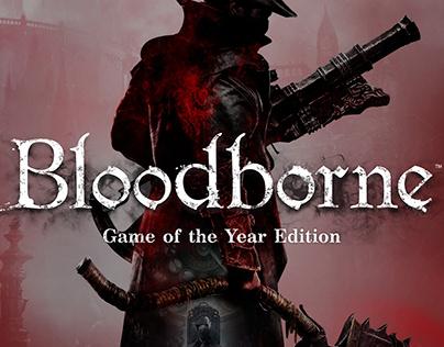 Bloodborne PS5 Fan Cover