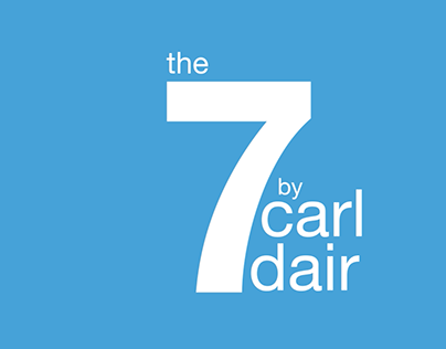 Carl Dair's 7 Typographic Contrasts