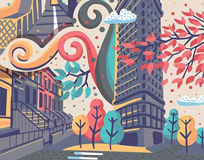 NYC // Lürzer's Archive 200 Best Illustrators Worldwide