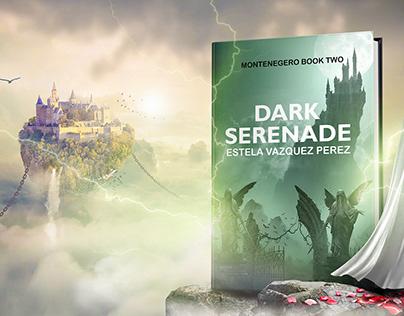 DARK SERENADE BOOK COVER DESIGN VOL. - 2