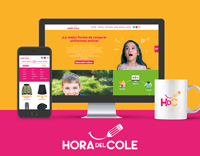 Hora Del Cole Website
