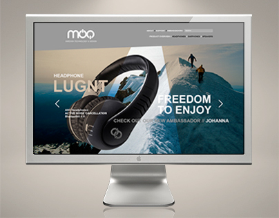 Brand + Concept // Moo