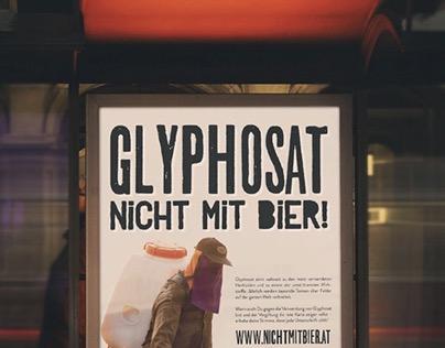 Concept Campaign - Against Glyphosat