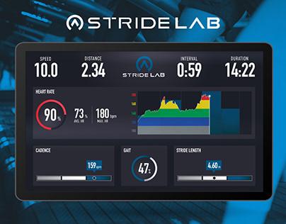 AthliOS StrideLab | UX/UI