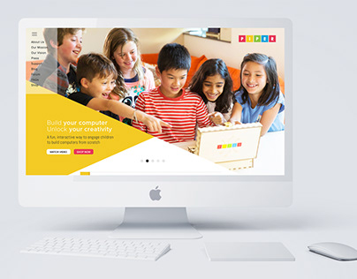 Website Prototype for Piper Education