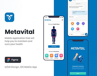 Medical / Healthcare App UI/UX Design