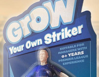 Grow your own striker