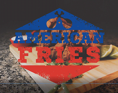 Cinematic Handheld B Roll | American Fried Chicken