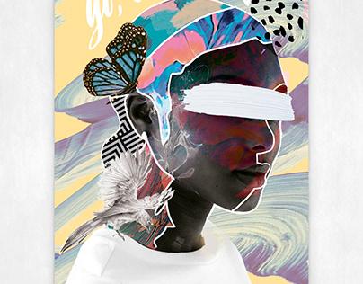Yo, Creativa - Collage