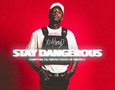 STAYDANGEROUS | YG | 08/18 Album Concept