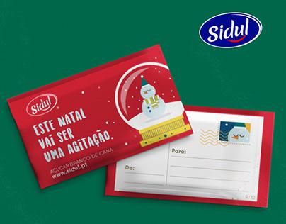 Sidul / Coleção Saquetas de Natal