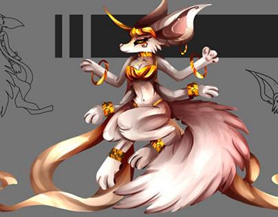 Character concept art 17#