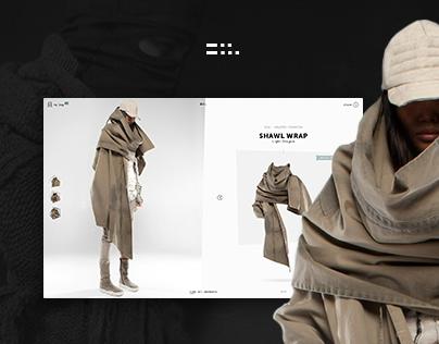 Demobaza Store - Concept Design