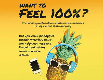 Lambeth - Feel 100% Flagship Food Programme