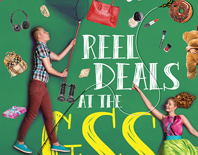 Reel Deals at the GSS