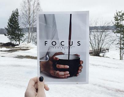 Focus newspaper