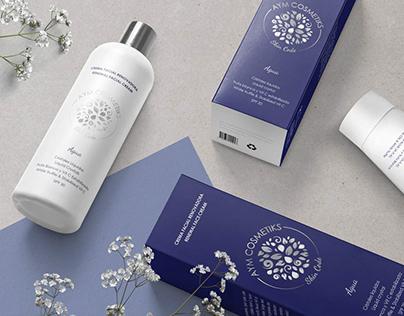 Branding para marca cosmetica