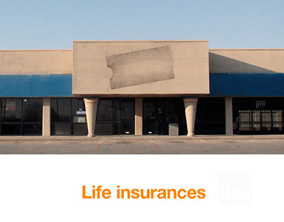 Life Insurances Itaú - Print