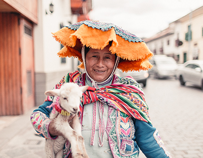 People of Cusco | Portraits