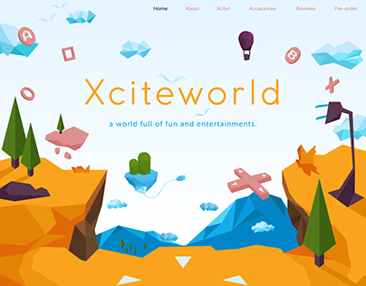 Xciteworld - The World Full of Fun and Entertainments