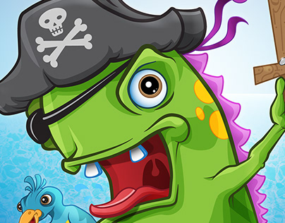 Pirate Dino