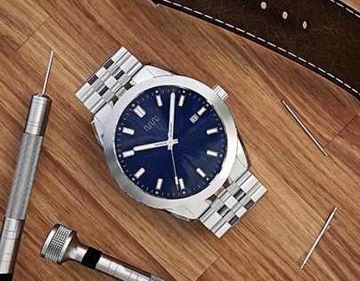 GMT - Date on Jubilee bracelet | MMC Watches