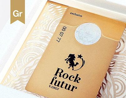 Branding | WEB | Product design | Rockfutur