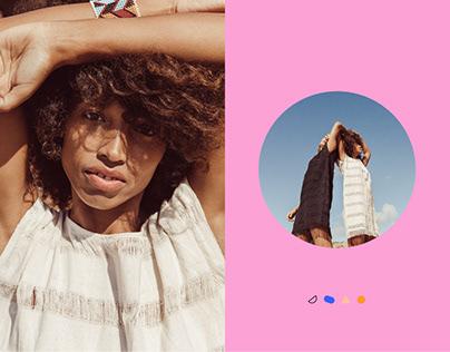 Mafanfa — Brand Identity / Web Design e-commerce