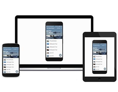 San Diego Venture Android App