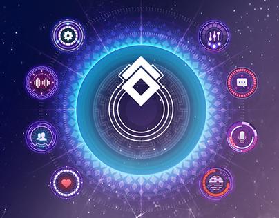 SCI-FI UI Styles - Game UI Design
