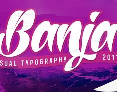 Banja Typeface