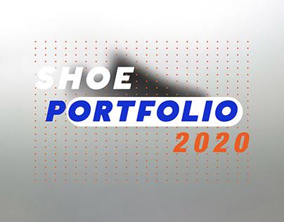 Shoe Portfolio 2020