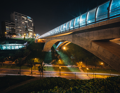 Lima - Urbanscape photography